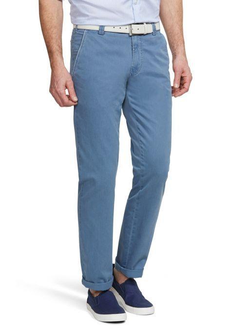 Meyer Blue New York Trousers 1-5001 17