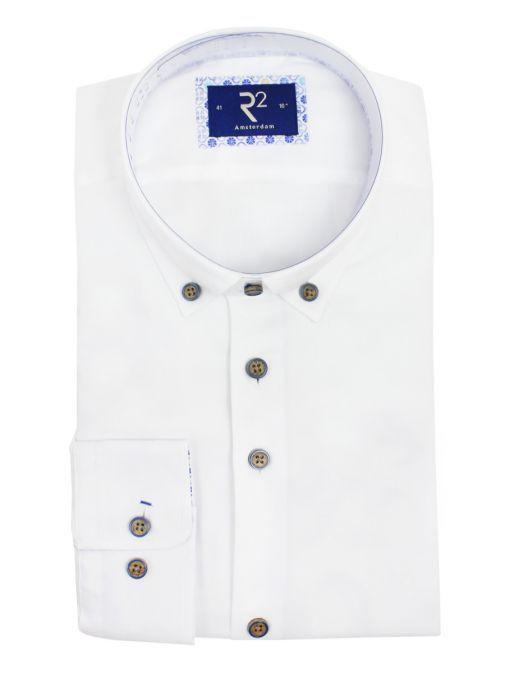 R2 Westbrook White Shirt 100.BD.01.100 WHITE