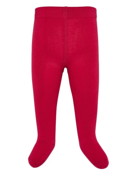 Mayoral Scarlet Thick Woven Tights 10628 31