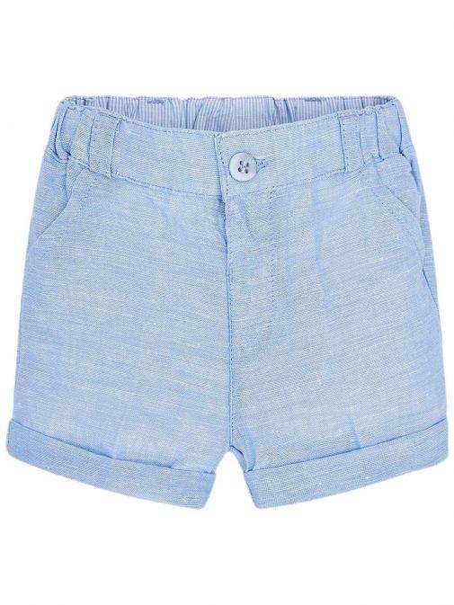 Mayoral Sky Blue Formal Shorts 1205 68