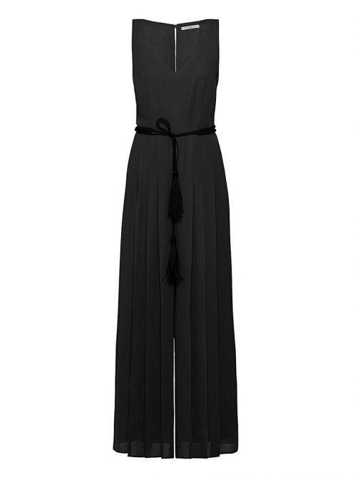 Pennyblack Black Maiorca Pleated Jumpsuit 12440316 7