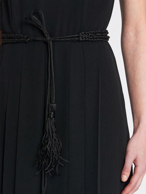 Pennyblack Black Maiorca Pleated Jumpsuit