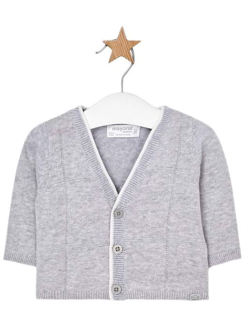 Mayoral Pearl Knitted Cardigan 1306 96