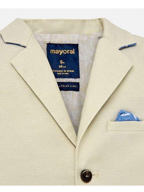 Mayoral Stone Blazer