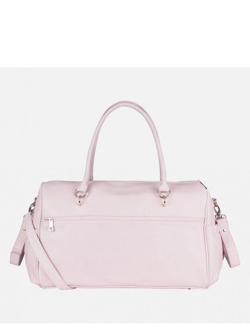 Mayoral Baby Pink Changing Bag With Bunny Charm