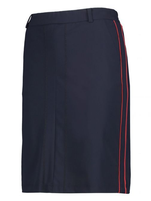 Taifun Navy Sports Luxe Skirt