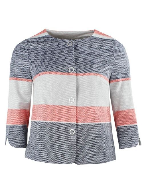 Bianca Multi Textured Jacket