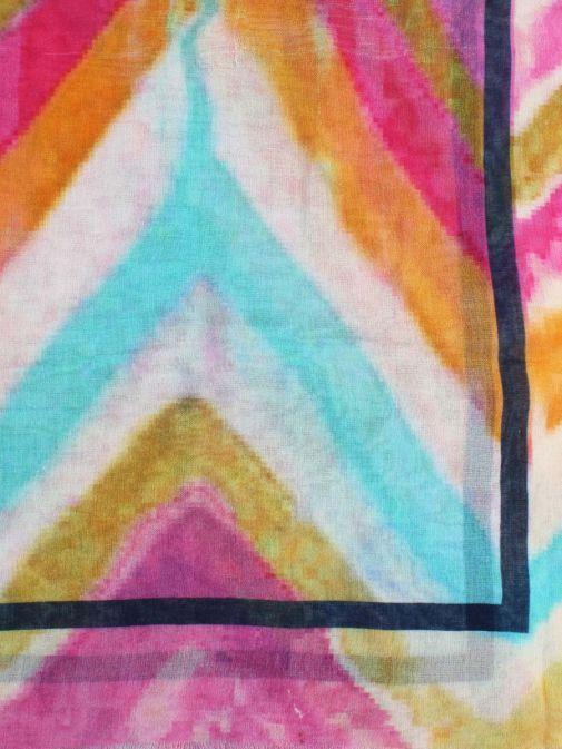 Vilagallo Multi Pattern Scarf