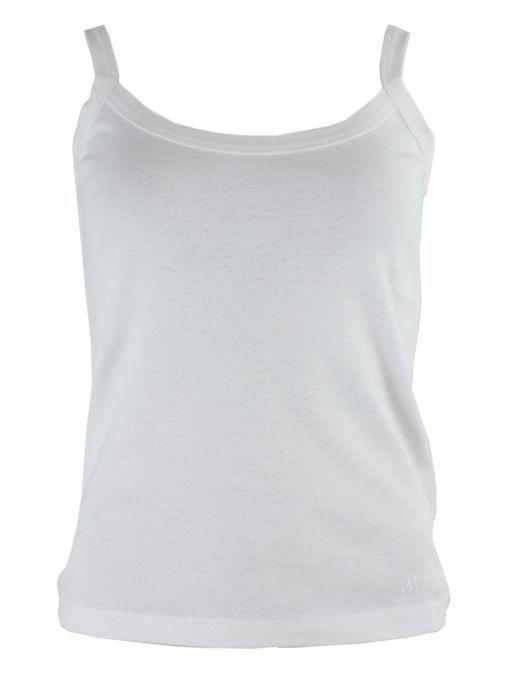 2534 102 Marble White Vest Top