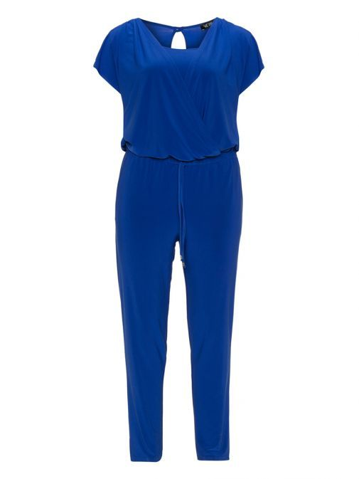 Verpass Blue Jersey Jumpsuit 2701 46