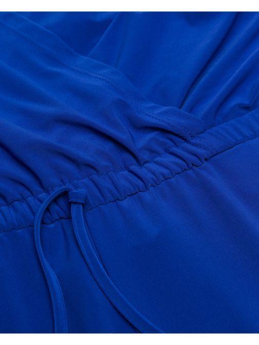 Verpass Blue Jersey Jumpsuit