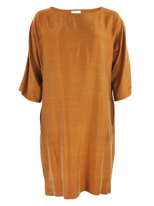 Gomaye Tan Tunic Dress 28691 29
