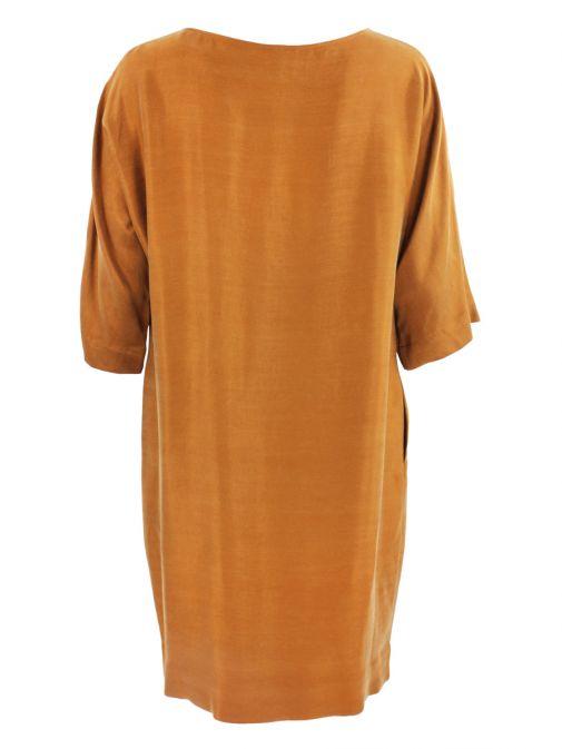 Gomaye Tan Tunic Dress