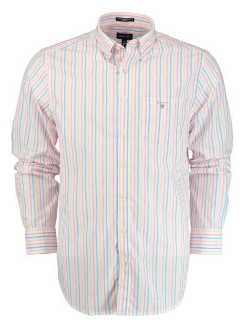 Gant Multi Striped Broadcloth Shirt 3058000 613