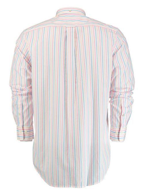 Gant Multi Striped Broadcloth Shirt