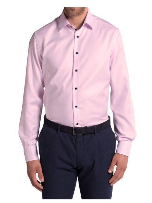 Eterna Pink Modern Fit Shirt 3116/50 x94
