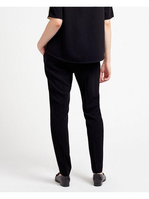 Marella Black & Cream Agostin Trouser 31312771 BLK/CRM