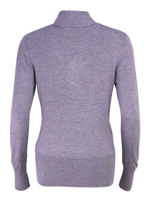 Betty Barclay Grey Turtle Neck Sweater