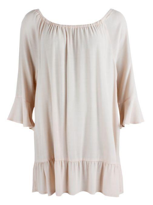 Verpass Peach Pink Off-Shoulder Blouse 3952/30