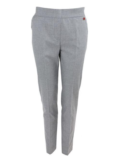 Toni Light Grey Slim Fit Trousers 41-26 2255 82