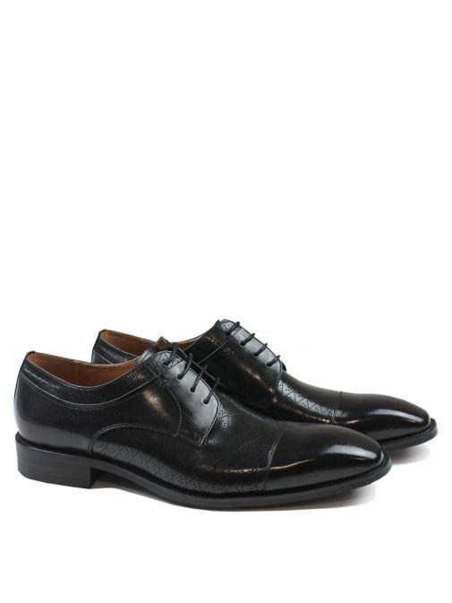 Dice Black Kelsey Lace-Up Shoe 45D334 BLACK