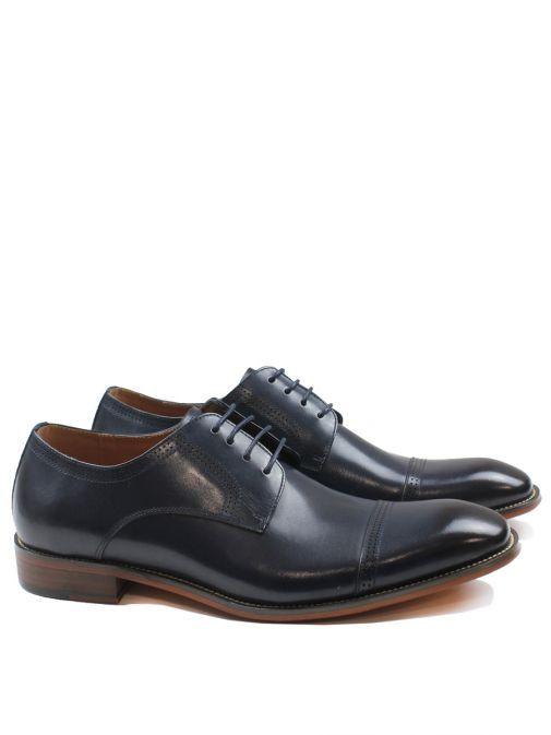 Dice Dark Navy Rodney Lace-Up Shoe 45D335 DARKNAVY