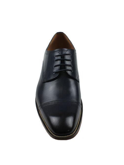Dice Dark Navy Rodney Lace-Up Shoe