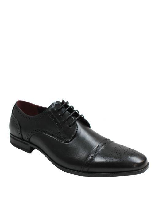 Dice Black Hayley Lace-Up Shoes 45D338 BLACK