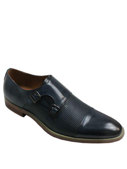 Dice Navy Alby Slip On Shoe 45D341 NAVY