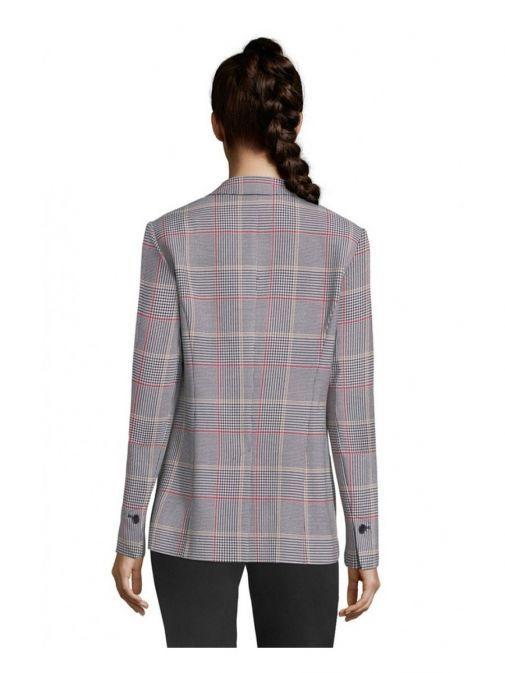 Betty Barclay Black & White Multi Patterned Blazer