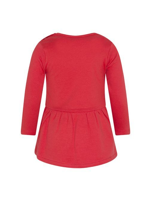 Tuc Tuc Red Long Sleeved Dress