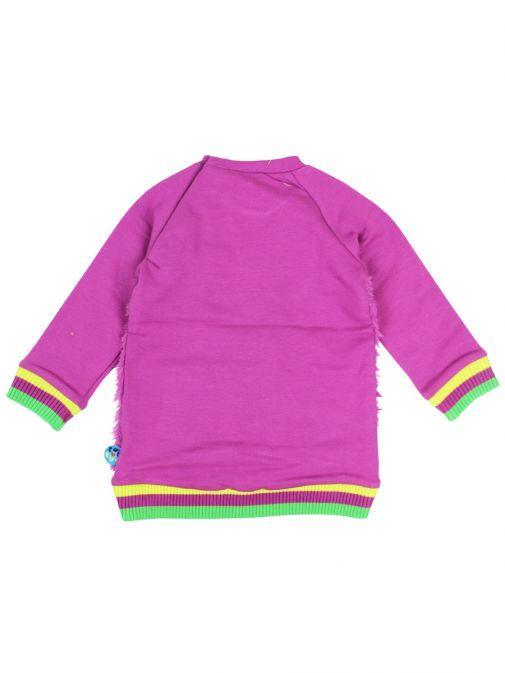 Tuc Tuc Purple Character Sweatshirt