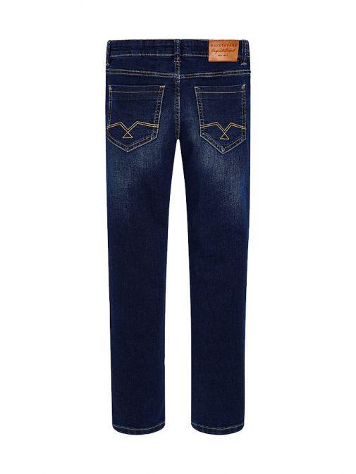 Mayoral Dark Blue Slim Fit Jeans