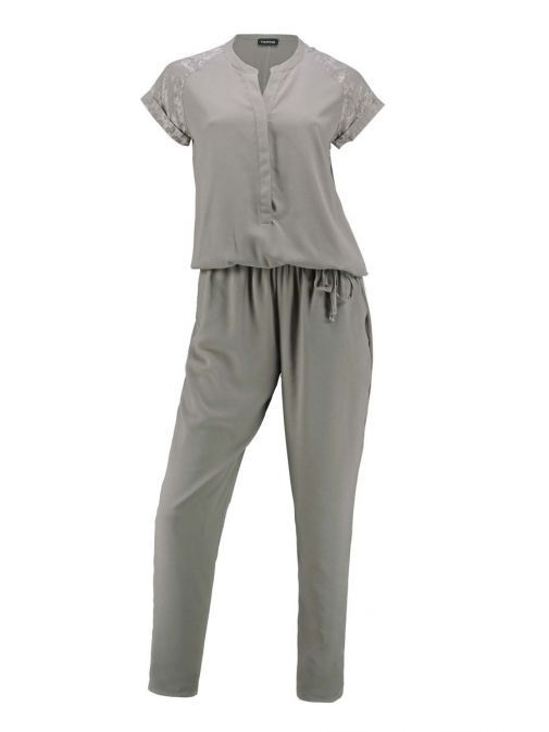 Taifun Grey Jumpsuit