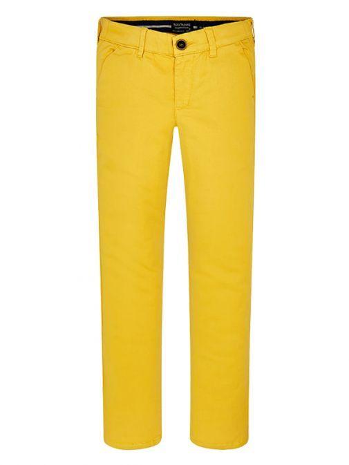 Mayoral Mustard Chino Trousers 530 71