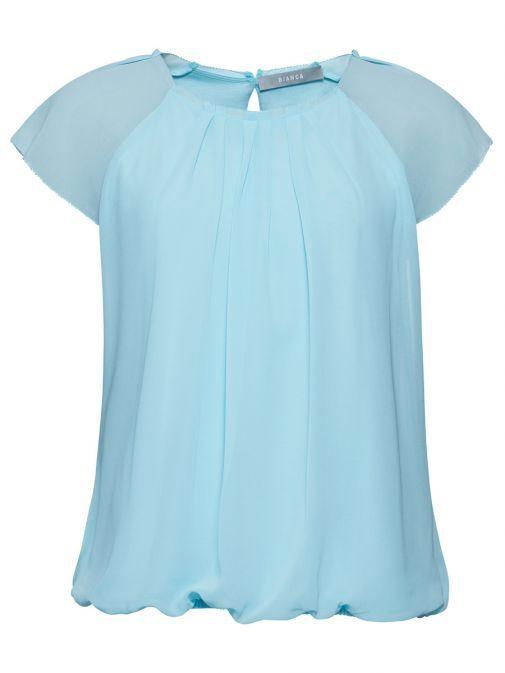 Bianca Anastasia Blue Blouse 6093 459