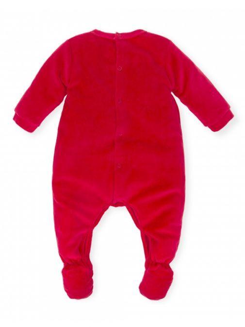 Agatha Ruiz De La Prada Red Babygrow