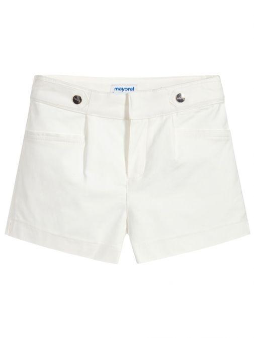 Mayoral Ivory Shorts 6204 18