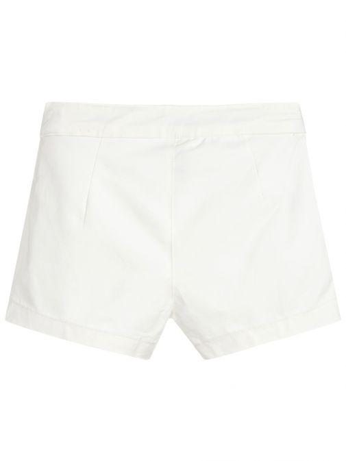 Mayoral Ivory Shorts