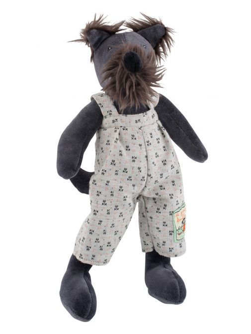 Moulin Roty Navy La Grande Famille The Little Brothers Walter the Dog 632065