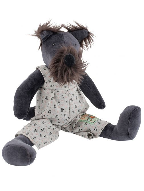 Moulin Roty Navy La Grande Famille The Little Brothers Walter the Dog