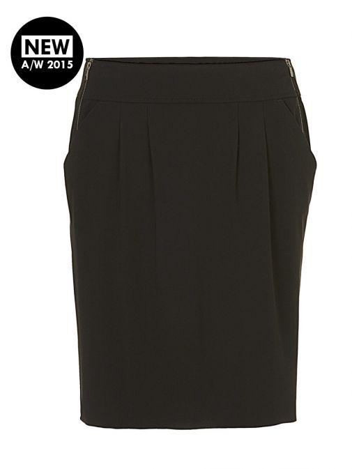 Betty Barclay Black Skirt