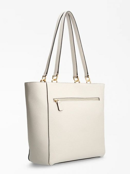 Back image of Guess Albury Shopper with Charm in Stone