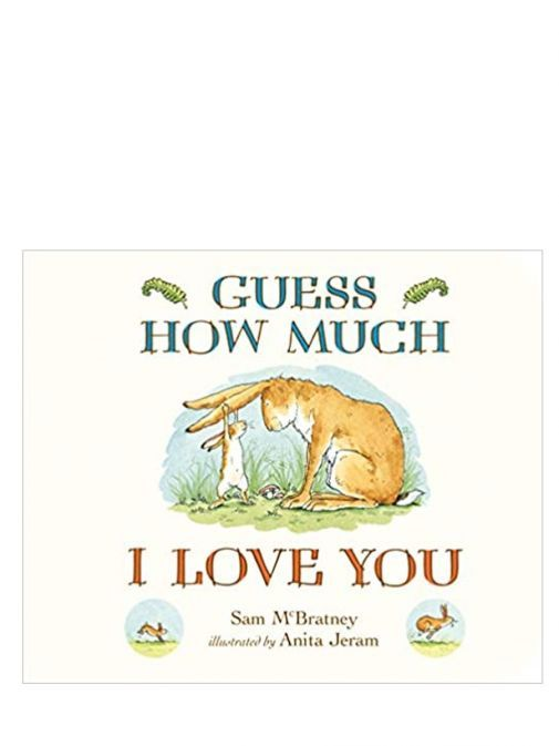 Picture of front cover of Guess How Much I Love You Board Book