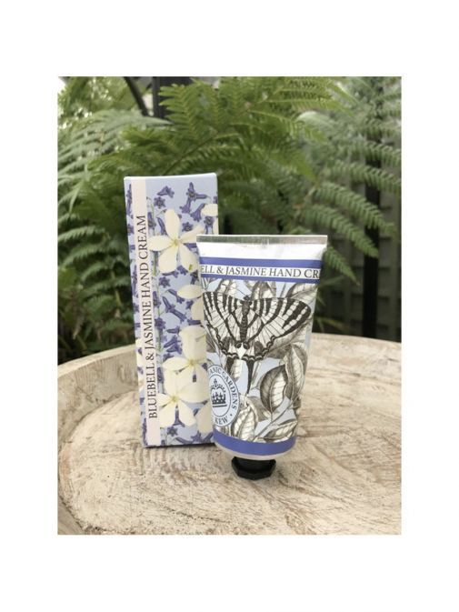 Kew Gardens Bluebell And Jasmine Hand Cream