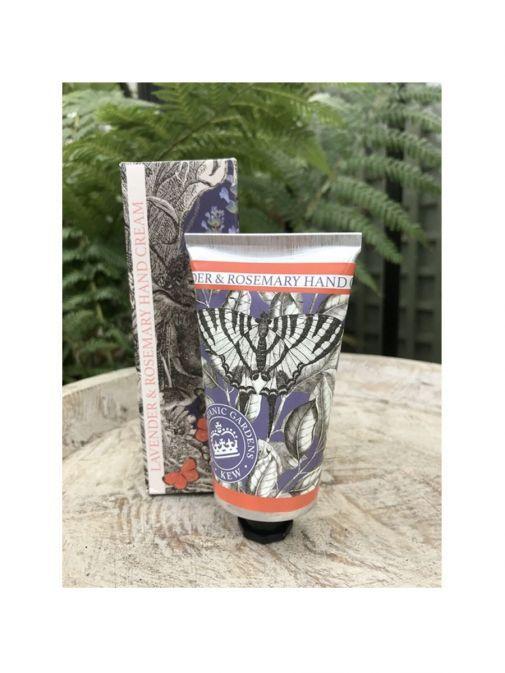 Kew Gardens Lavender And Rosemary Hand Cream