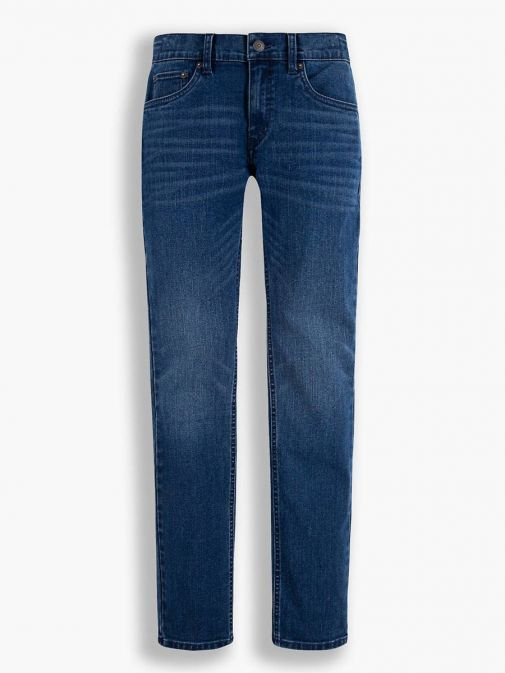 Product shot of Levis Kids 510 Skinny Fit Jeans in colour Melbourne