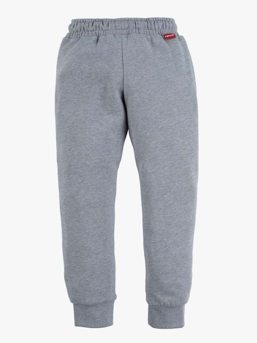 Back image of Levis Kids Pull-On Joggers in Light Grey