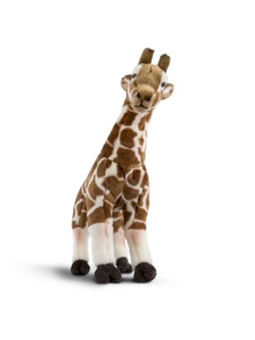 Front shot of the Living Nature Large Giraffe