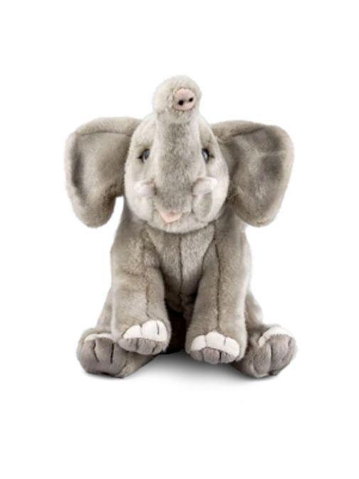 Front shot of the Living Nature Medium Elephant